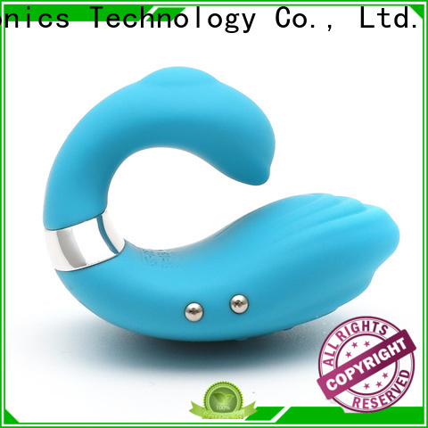 KISSTOY silicone finger vibe company For female