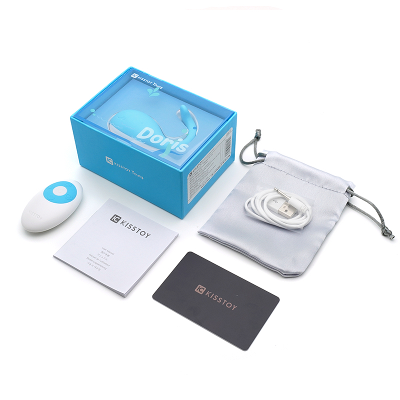 KISSTOY wearable vibrating egg ask now-9